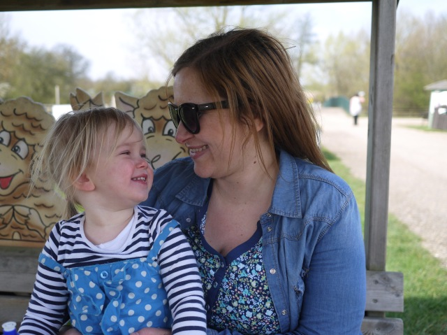 Little Star and Me: Willows Farm: March 2014