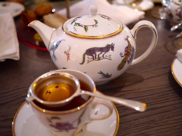 afternoon tea at ham yard