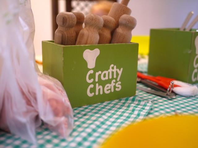 Crafty Chefs North London