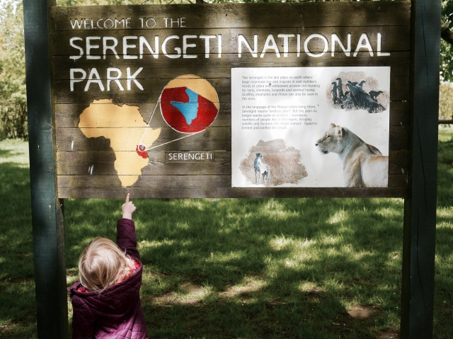 ZSL whipsnade zoo serengeti