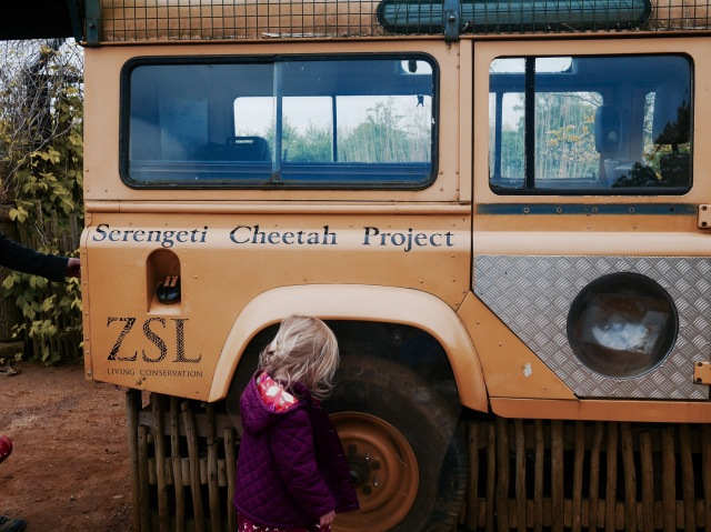ZSL whipsnade zoo serengetii